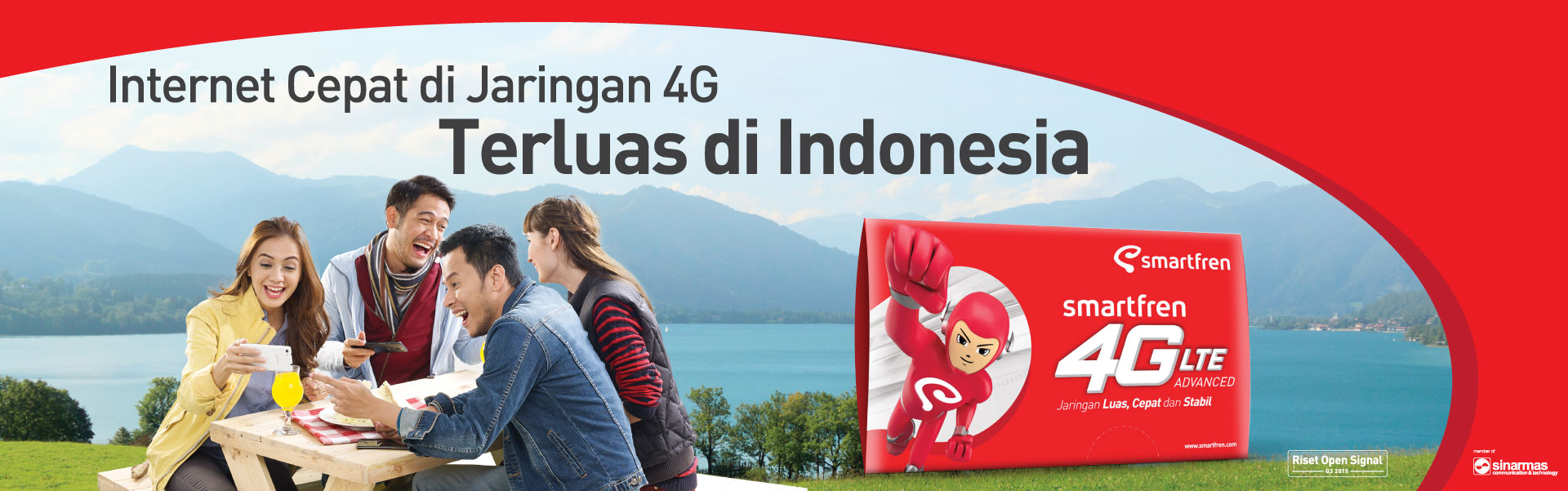 Hasil gambar untuk smartfren 4G