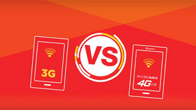 video Perbandingan 3G vs 4G