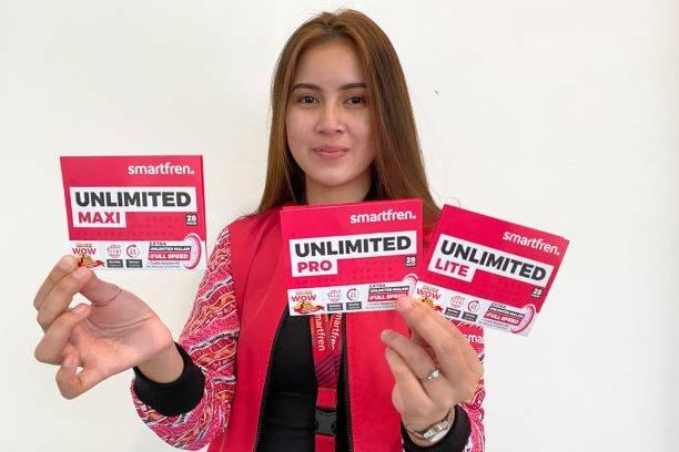 Perkuat Paket Internet Unlimited, Smartfren Luncurkan Unlimited Pro Rp70.000