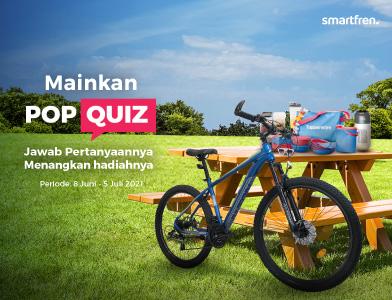 Smartfren Pop Quiz