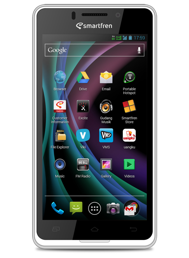 Andromax U 4.5 Limited