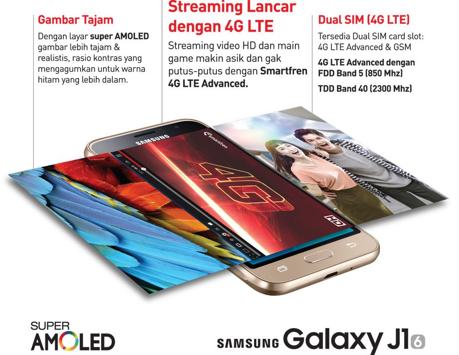 samsung galaxy j1 2016 smartfren