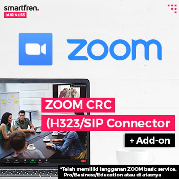 Zoom CRC (H323/SIP Connector)