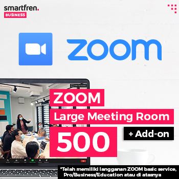 Zoom Large Meeting Room 500